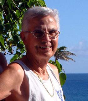 Aloha a hui hou, Aunty Marion