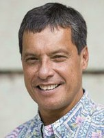 Board member Jon Osorio testifies at the PLDC hearing on Oahu