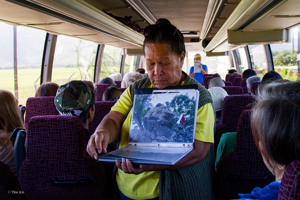 Huakaʻi Kākoʻo No Waiʻanae Environmental Justice Bus Tour