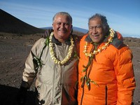 Huaka'i no Mauna Kea: Interview with Ku Ching