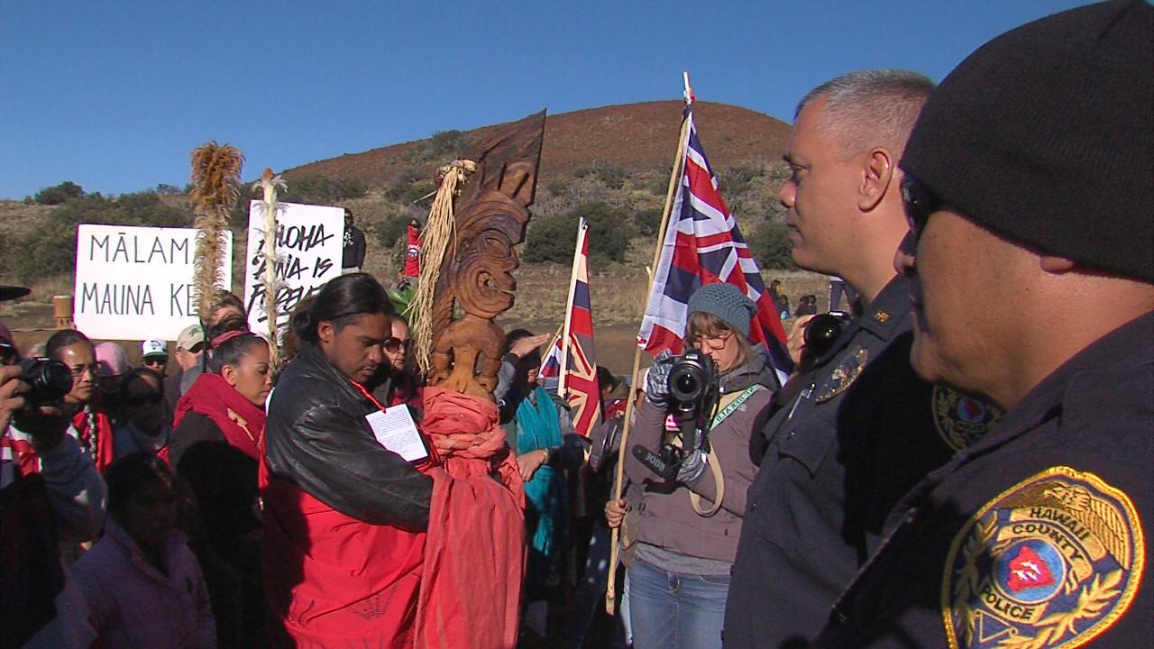 Mauna Kea Hui statement on the Mauna Kea arrests
