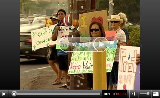 Residents Oppose Light Industrial Park