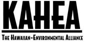 KAHEA logo (b/w)