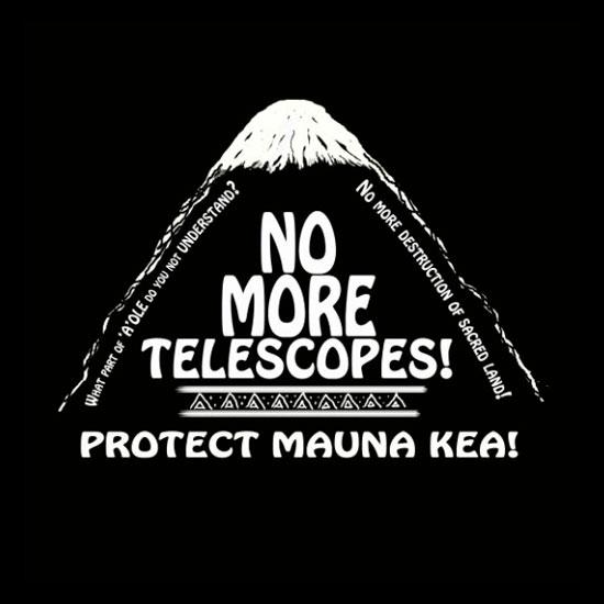 No More Telescopes