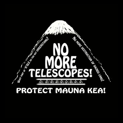 No More Telescopes