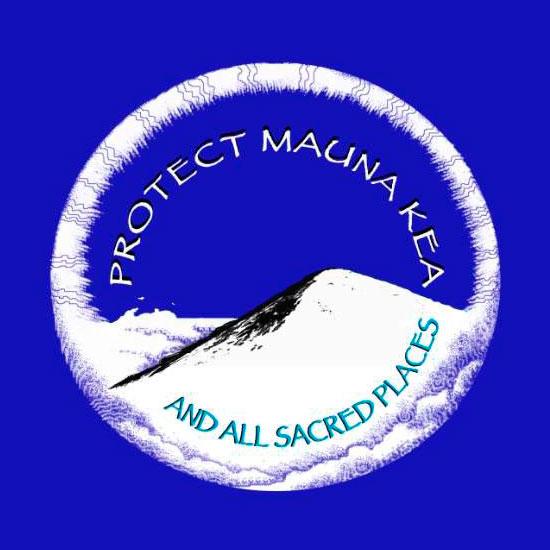 Protect Mauna Kea T-shirt design