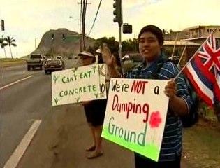 Not a Dumping Ground