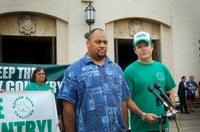 Oahu communities roundly oppose Malaekahana development