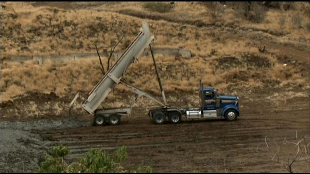 Permit violations being issued in illegal sludge dumping in Waianae