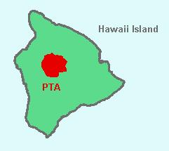 pohakuloa training area (pta), big island. hawaii nei.